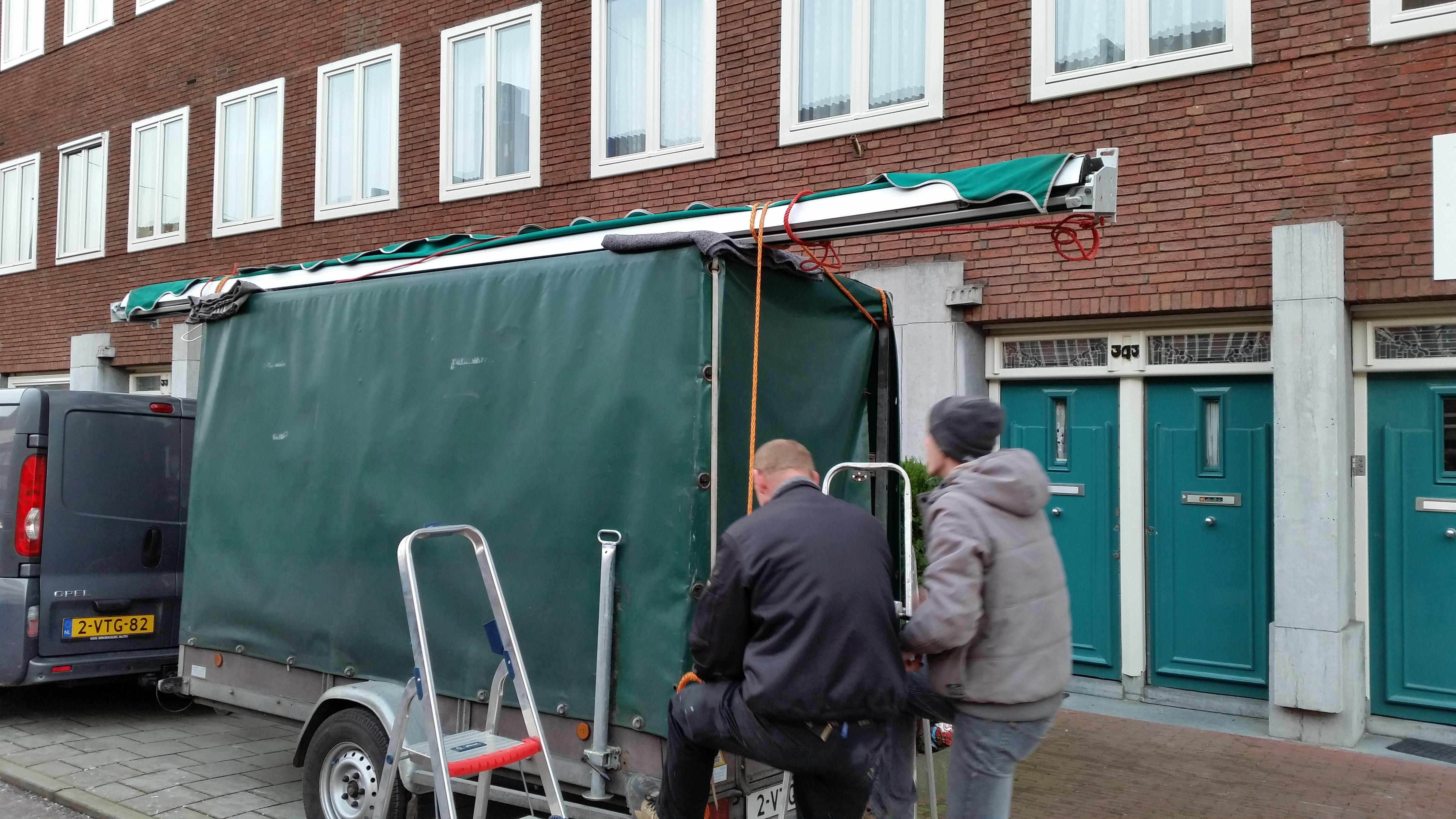 Woningontruiming Almere
